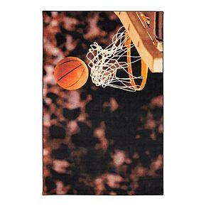 Mohawk® Home Prismatic Basketball Hoop EverStrand Rug