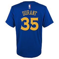 Boys 8-20 Golden State Warriors Stephen Curry Name & Number Tee