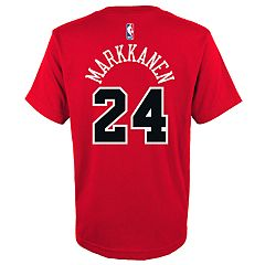 Boys 8-20 Chicago Bulls Zach LaVine Name & Number Tee