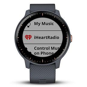 Garmin vivoactive 3 Music GPS Smartwatch - Granite Blue