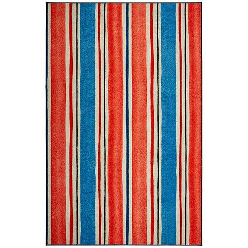 Mohawk® Home Prismatic Coastal Stripe EverStrand Rug