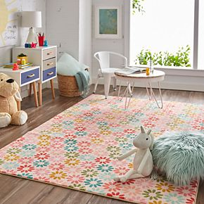 Mohawk® Home Prismatic Enchanted Floral EverStrand Rug