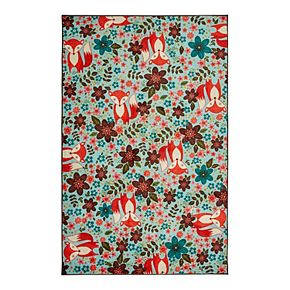 Mohawk® Home Prismatic Enchanted Forest Fox EverStrand Rug