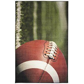 Mohawk® Home Prismatic Football Field EverStrand Rug
