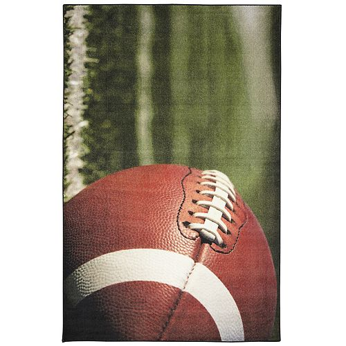 Mohawk® Home Prismatic Football Field EverStrand Rug