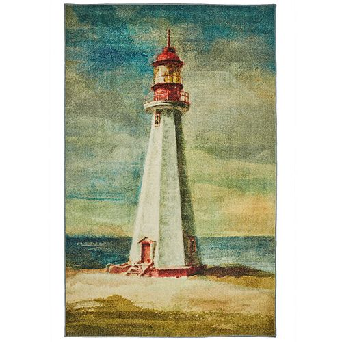 Mohawk® Home Prismatic Lighthouse EverStrand Rug