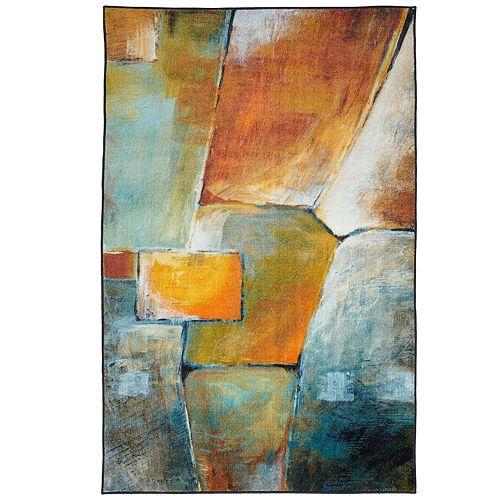 Mohawk® Home Prismatic Painted Blocks EverStrand Rug