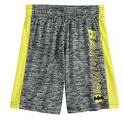 Boys 4-12 Jumping Beans® DC Comics Batman Striped Shorts