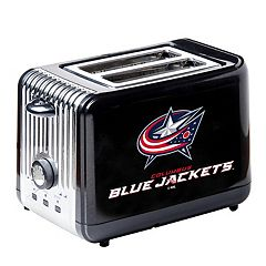 Columbus Blue Jackets Two-Slice Toaster