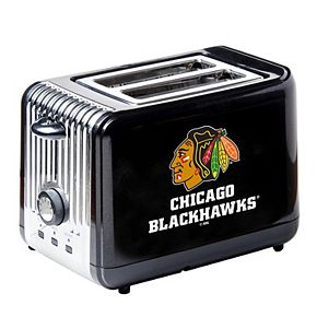 Chicago Blackhawks Two-Slice Toaster