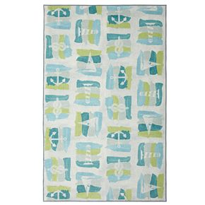 Mohawk® Home Prismatic Seaside Swatches EverStrand Rug