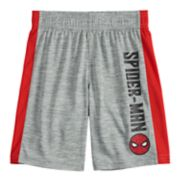 Boys 4-12 Jumping Beans® Marvel Spider-Man Striped Shorts