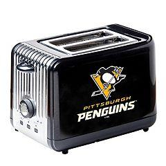 Pittsburgh Penguins Two-Slice Toaster