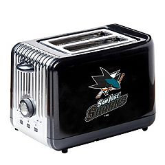 San Jose Sharks Two-Slice Toaster