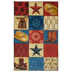 Mohawk® Home Prismatic Western Square EverStrand Rug