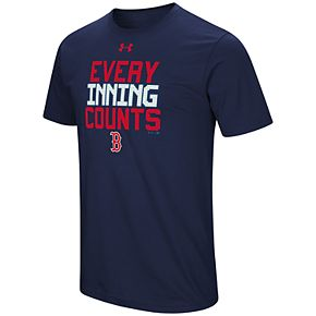 Men's Under Armour Boston Red Sox Every Inning Tee