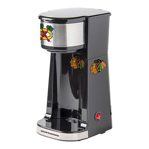 Chicago Blackhawks Small Coffee Maker