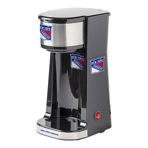 New York Rangers Small Coffee Maker