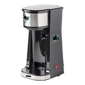 San Jose Sharks Small Coffee Maker