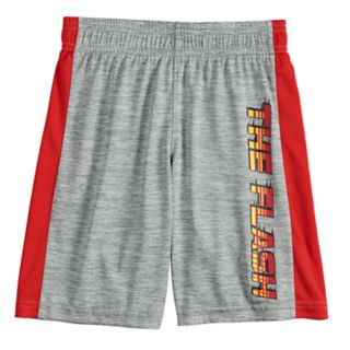 Boys 4-12 Jumping Beans® DC Comics The Flash Striped Shorts