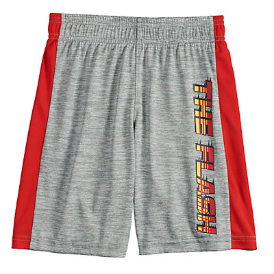 Boys 4-12 Jumping Beans® DC Comics The Flash Striped Shorts