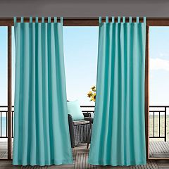 Madison Park Cannon 3M Scotchgard Outdoor Window Curtain