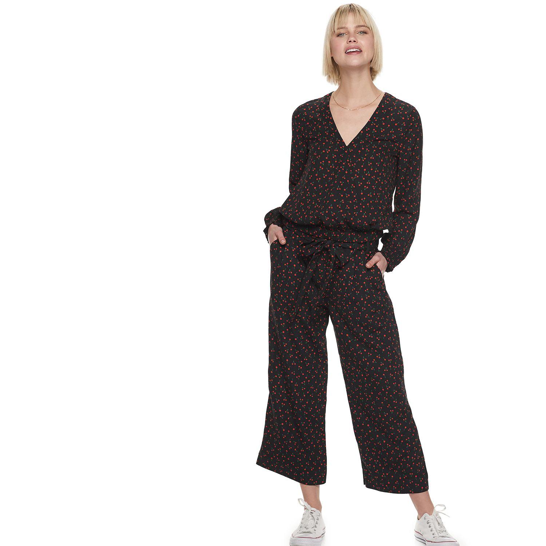 Women's POPSUGAR Long Sleeve Wrap Top