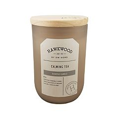 Hawkwood Calming Tea 13.6-oz. Wine Candle Jar