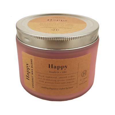 Hawkwood Happy 10.7-oz. Candle Jar