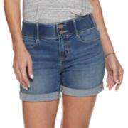 Women's Apt. 9® Tummy Control Jean Shorts