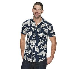 Men's Tropical Snoopy Shirt