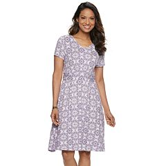 282fab4d52 Women s Croft   Barrow® V-Neck Swing Dress