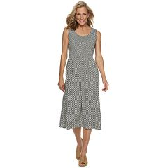 3bbb20b483b Women s Croft   Barrow® Print Challis Midi Dress