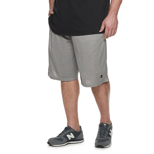 Big & Tall Champion Double Dry Cross Train Shorts