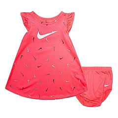 Baby Girl Nike Swoosh Dress