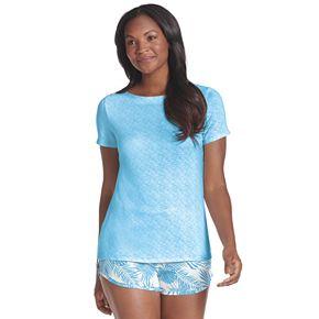 Women's Jockey® Send Her Love Sleep Tee & Pajama Shorts Set