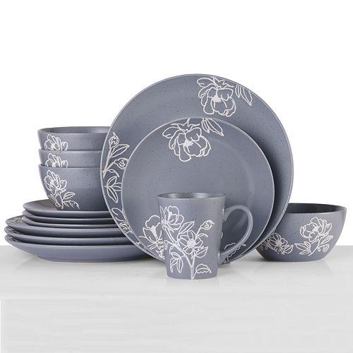 Food Network™ Rosemary 16-pc. Dinnerware Set