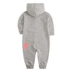 Baby Girl Nike Hooded Jumpsuit