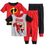 Disney / Pixar's The Incredibles Toddler Boy Tops & Bottoms Pajama Set