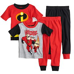 e399d27210b01 Disney / Pixar's The Incredibles Toddler Boy Tops & Bottoms Pajama Set