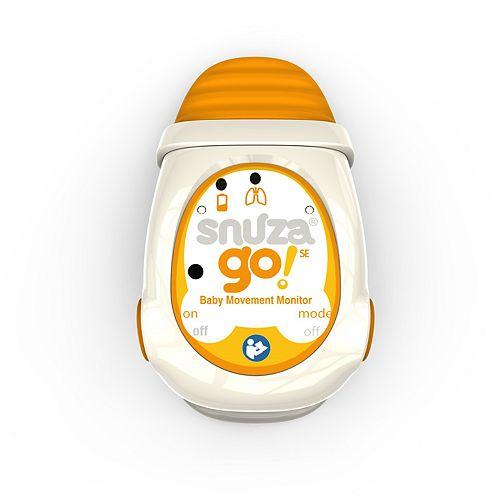 Snuza Go! SE Wearable Baby Abdominal Movement Monitor