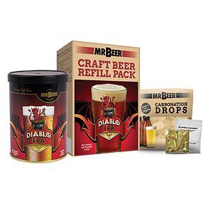 Mr. Beer Diablo IPA Beer Making Refill Kit