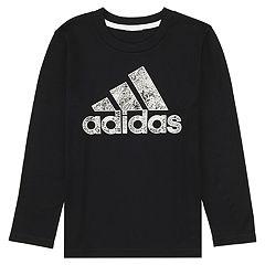 Boys 4-7x adidas Motivation Logo Graphic Tee