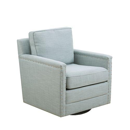 Madison Park Lotte Swivel Glider Chair