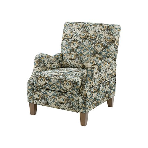 Madison Park Lerna Push Back Recliner
