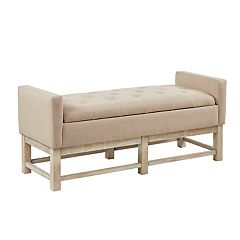 Madison Park Foster Storage Bench