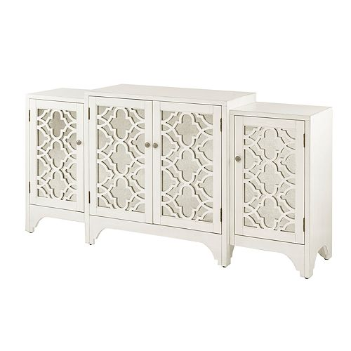 Madison Park Nevaeh Dining Buffet Storage Cabinet