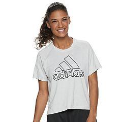 Women's adidas Sport 2 Street Tee