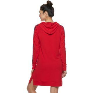 NEW! Women's FILA SPORT® Long Sleeve Sweatshirt Dress