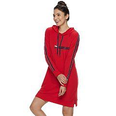 Women's FILA SPORT® Long Sleeve Sweatshirt Dress